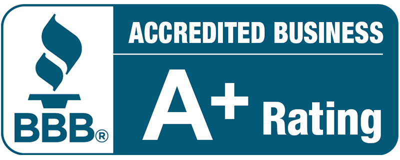 BBB Accredited Business seal